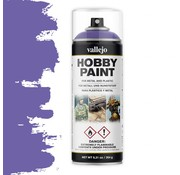 Vallejo Hobby Paint Fantasy Alien Purple spuitbus - 400ml - 28025