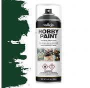 Vallejo Hobby Paint Fantasy Dark Green spuitbus - 400ml - 28026