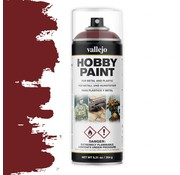 Vallejo Hobby Paint Fantasy Gory Red spuitbus - 400ml - 28029
