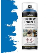Vallejo Hobby Paint Fantasy Magic Blue spuitbus - 400ml - 28030