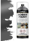 Vallejo Hobby Paint Fantasy Gunmetal spuitbus - 400ml - 28031