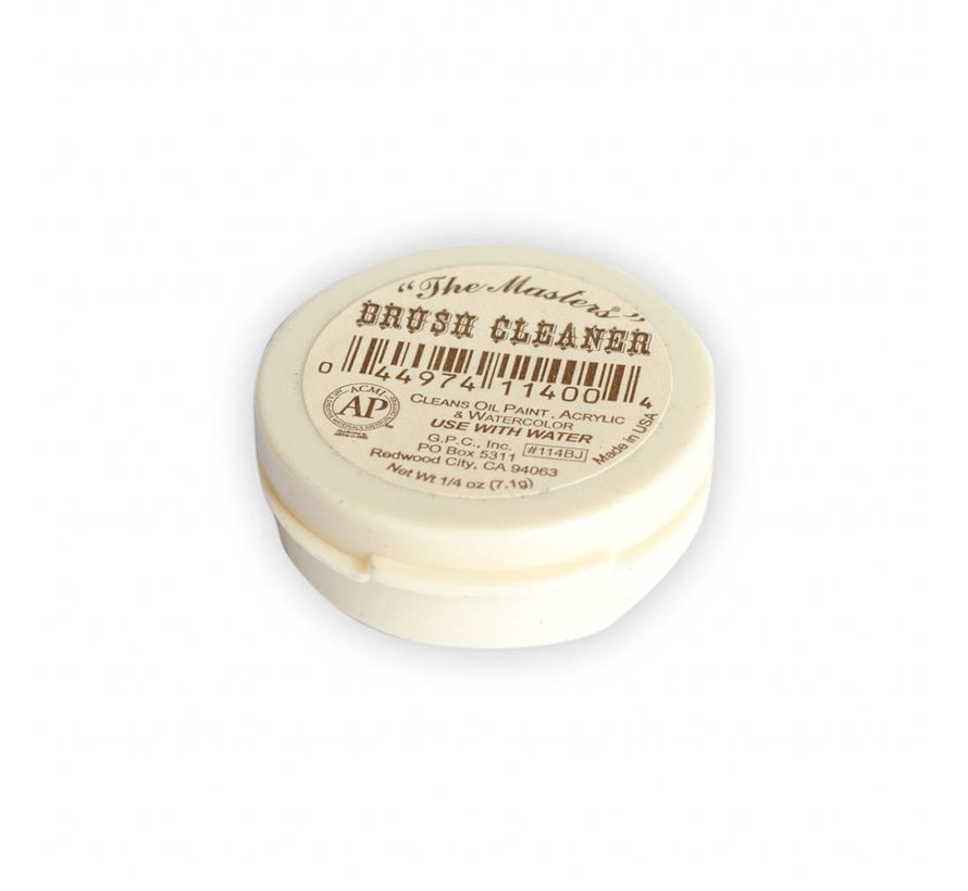 Brush cleaner and preserver 1/4oz - 7,1gr - #114BJ