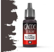 Vallejo Game Color Charred Brown - 17ml - 72045