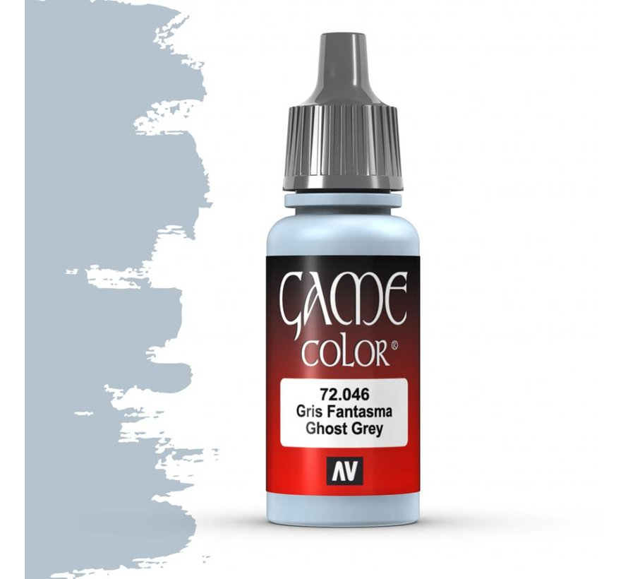 Game Color Ghost Grey - 17ml - 72046