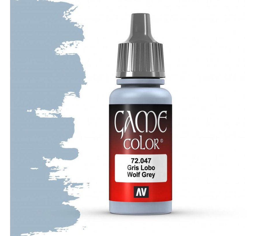 Game Color Wolf Grey - 17ml - 72047
