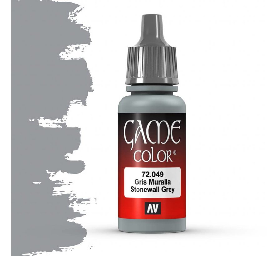 Game Color Stonewall Grey - 17ml - 72049
