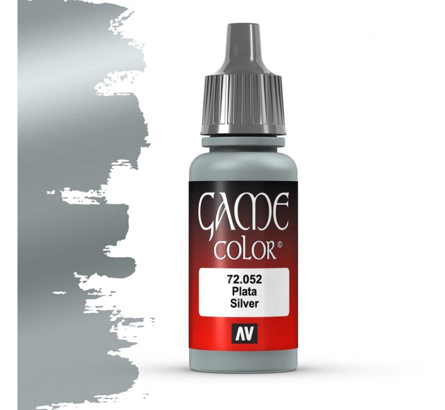 Game Color Silver - 17ml - 72052