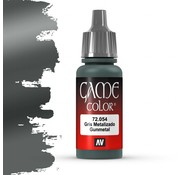 Vallejo Game Color Gunmetal - 17ml - 72054