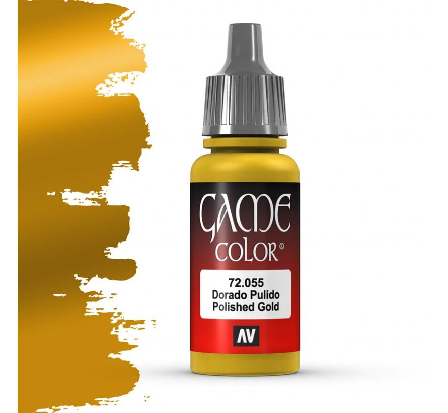 Game Color Polished Gold - 17ml - 72055