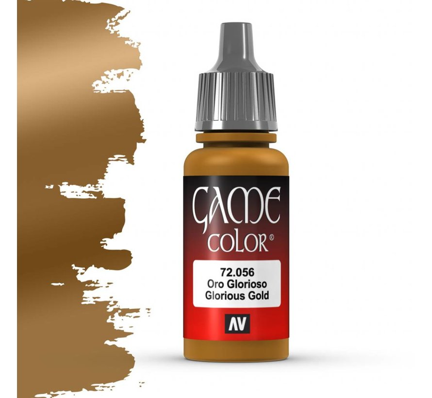 Game Color Glorious Gold - 17ml - 72056