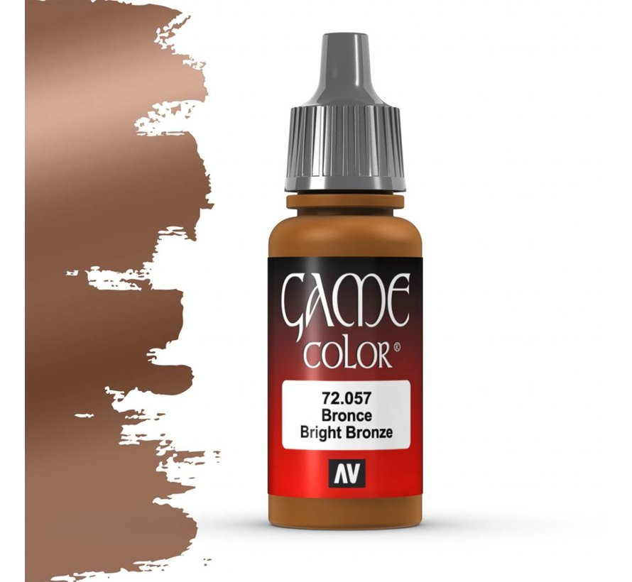 Game Color Bright Bronze - 17ml - 72057
