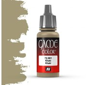 Vallejo Game Color Khaki - 17ml - 72061