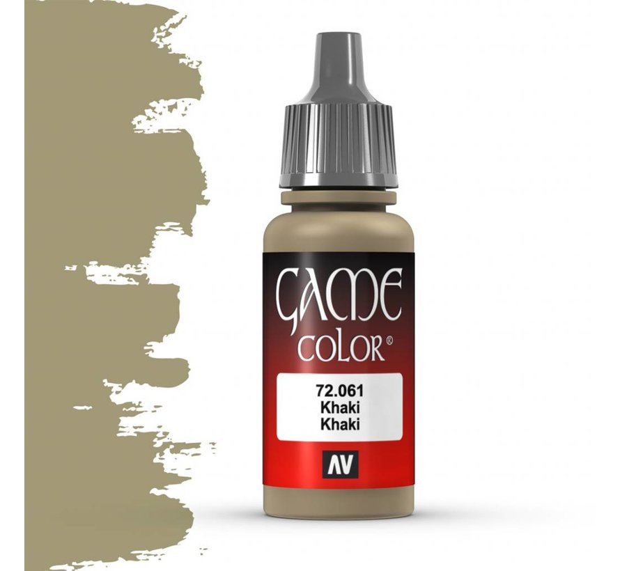 Game Color Khaki - 17ml - 72061