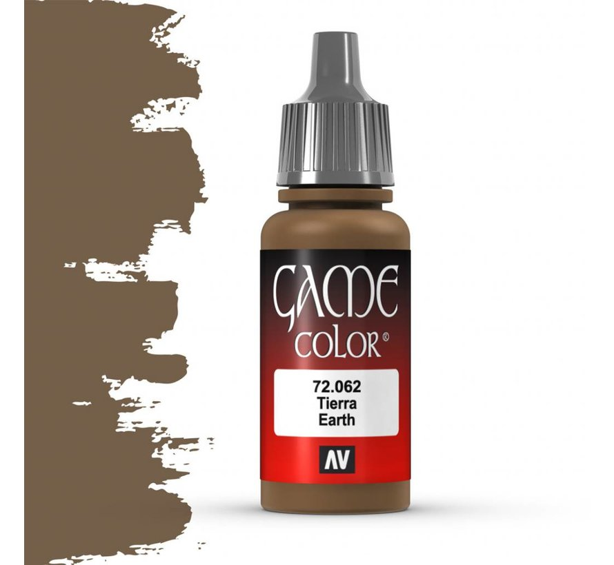 Game Color Earth - 17ml - 72062
