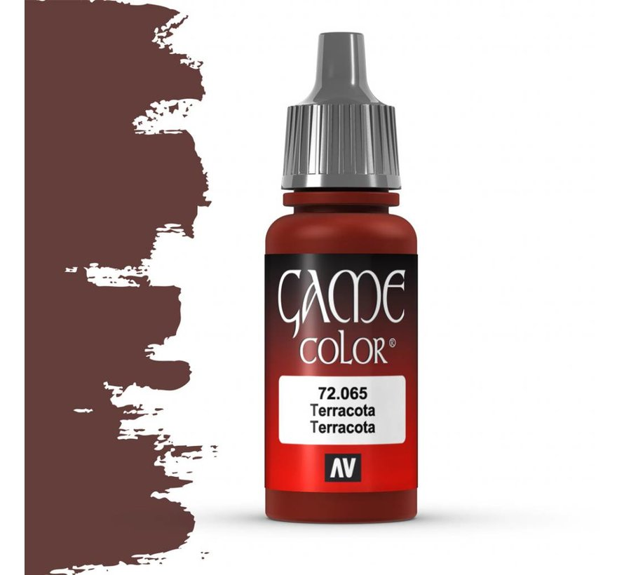 Game Color Terracota - 17ml - 72065