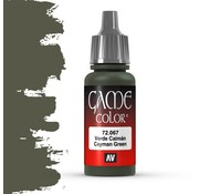 Vallejo Game Color Cayman Green - 17ml - 72067