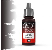 Vallejo Game Color Smokey Ink - 17ml - 72068