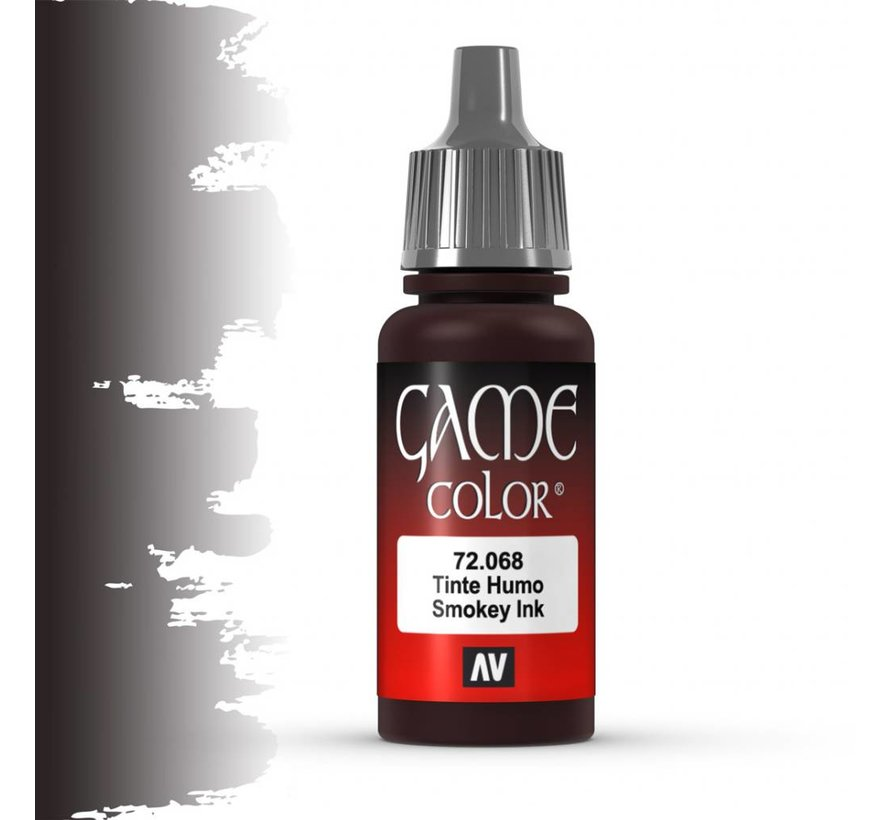 Game Color Smokey Ink - 17ml - 72068