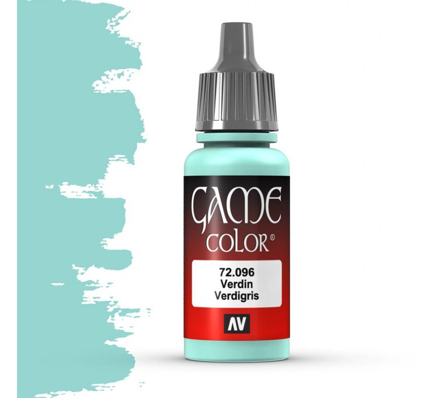 Game Color Verdigris - 17ml - 72096