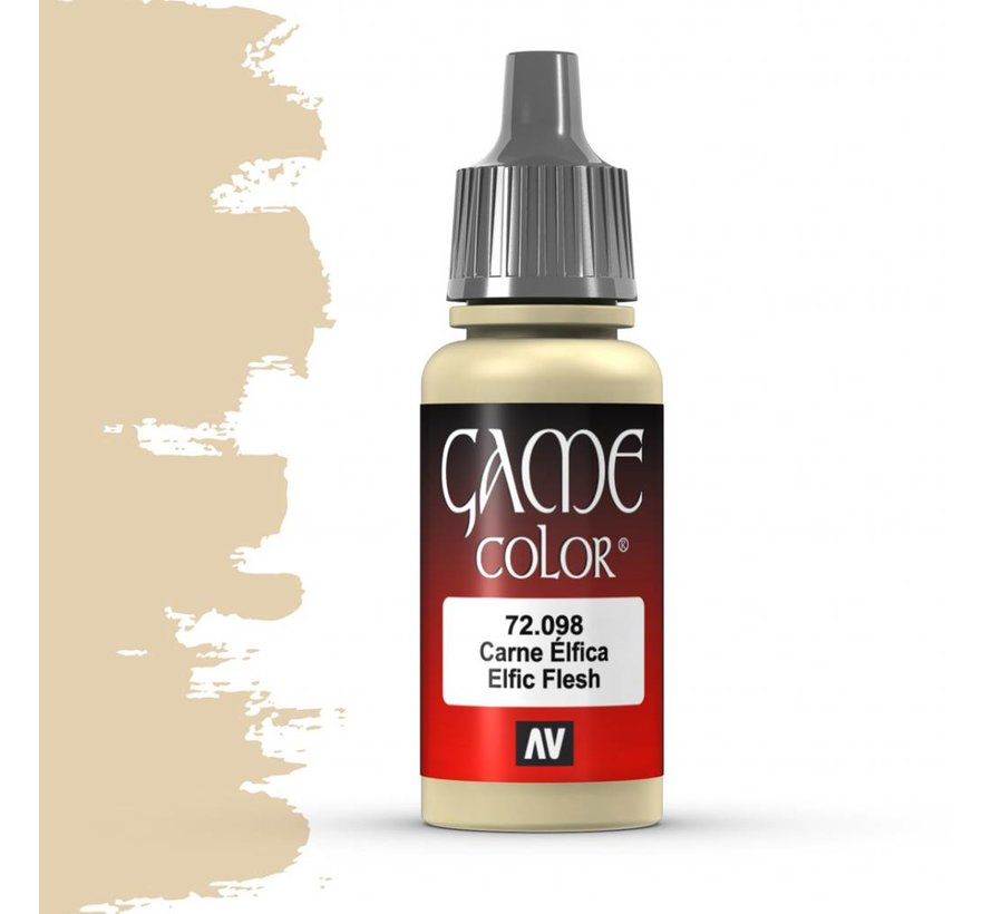 Game Color Elfic Flesh - 17ml - 72098