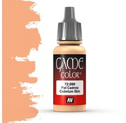 Vallejo Game Color Cadmium Skin - 17ml - 72099