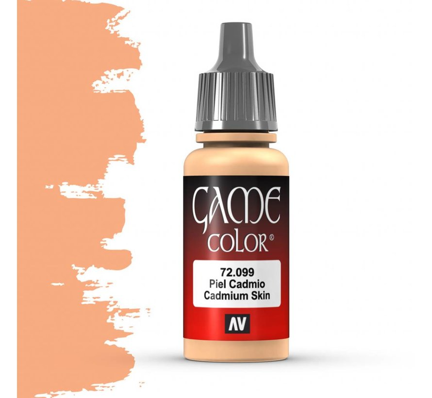 Game Color Cadmium Skin - 17ml - 72099