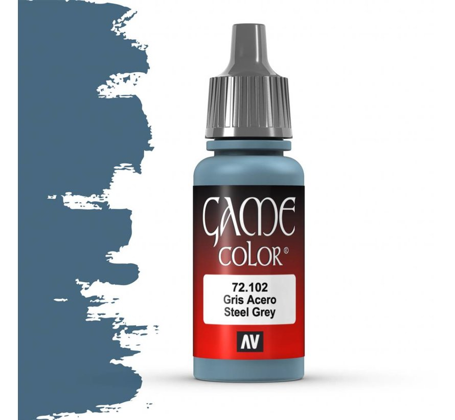 Game Color Steel Grey - 17ml - 72102