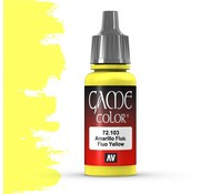 Vallejo Game Color Fluo Yellow - 17ml - 72103