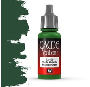 Vallejo Game Color Mutation Green - 17ml - 72105