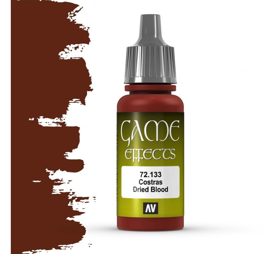 Game Effects Dried Blood - 17ml - 72133
