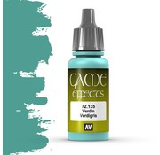 Vallejo Game Effects Verdigris - 17ml - 72135