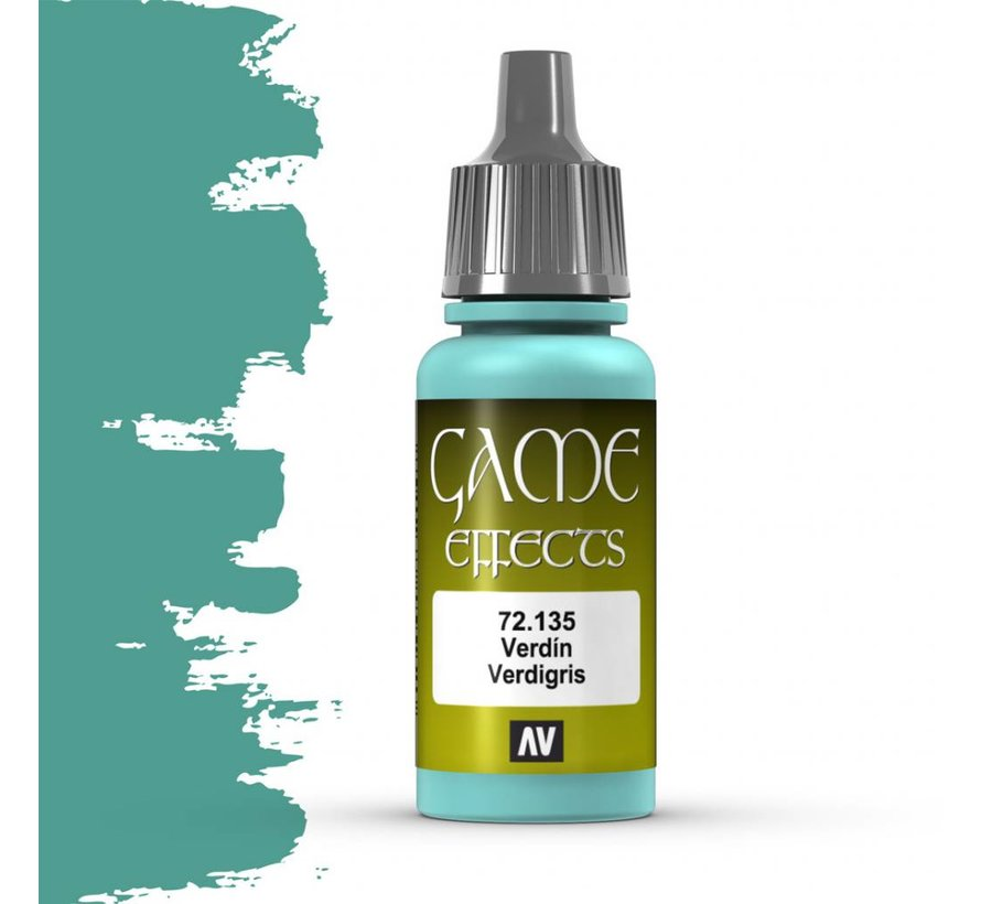 Game Effects Verdigris - 17ml - 72135