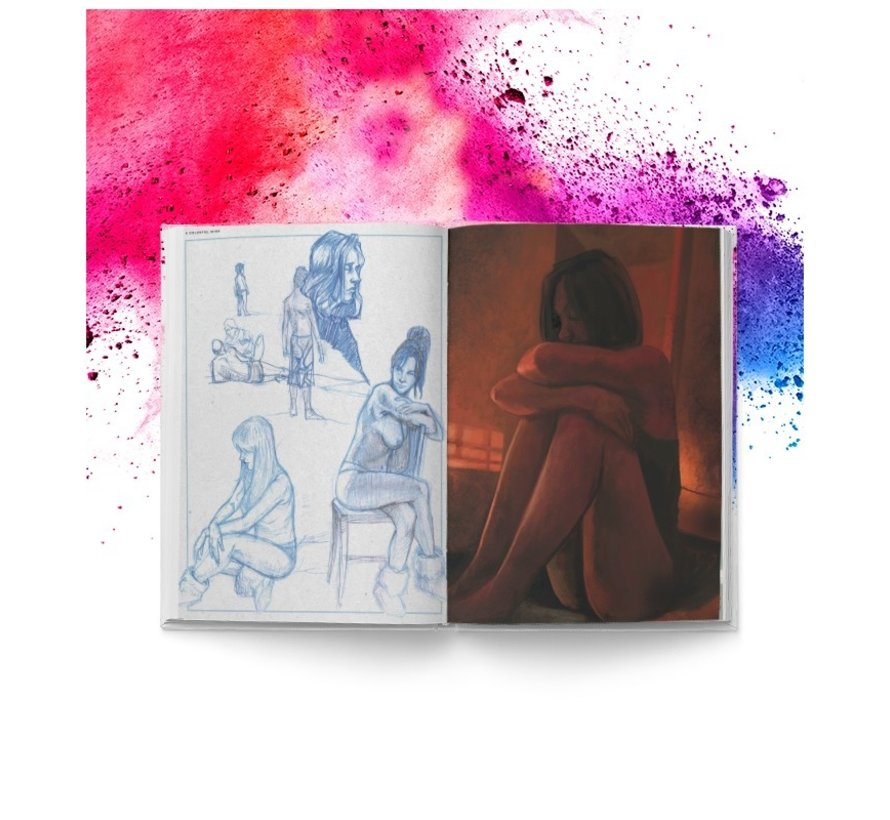 Banshee, a colorful mind - 300pag - SEB-005