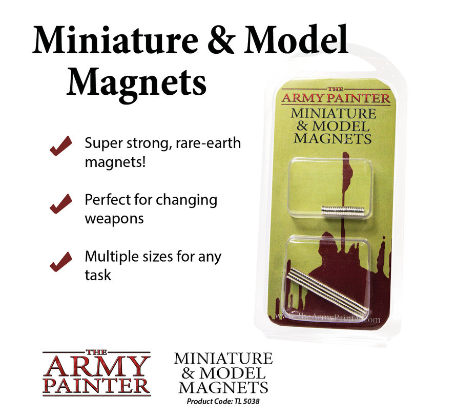 Miniature and Model Magnets - TL5038