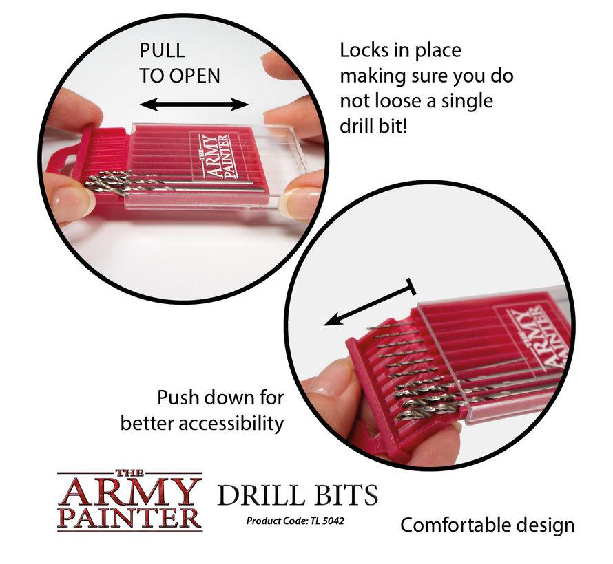 Drill Bits - 10 x - TL5042