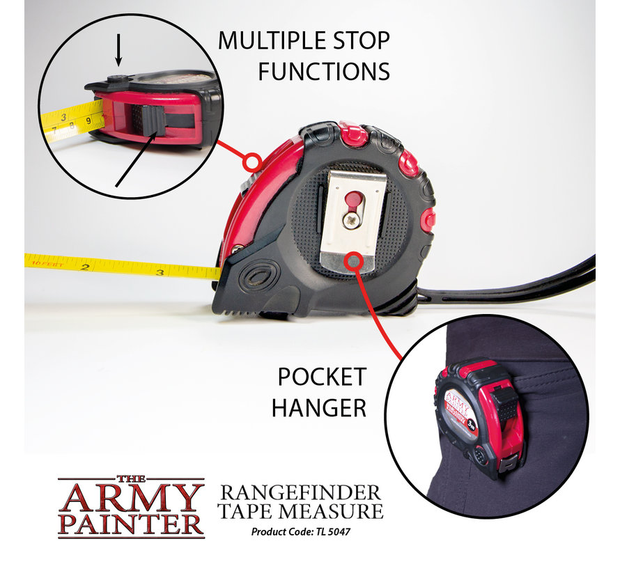 Rangefinder Tape Measure - TL5047