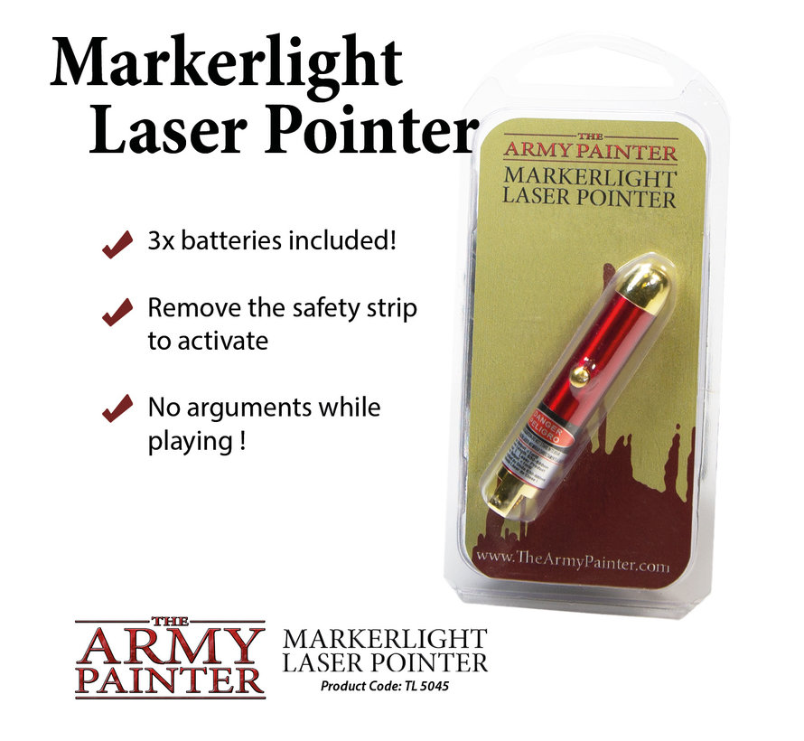 Markerlight Laser Pointer - TL5045