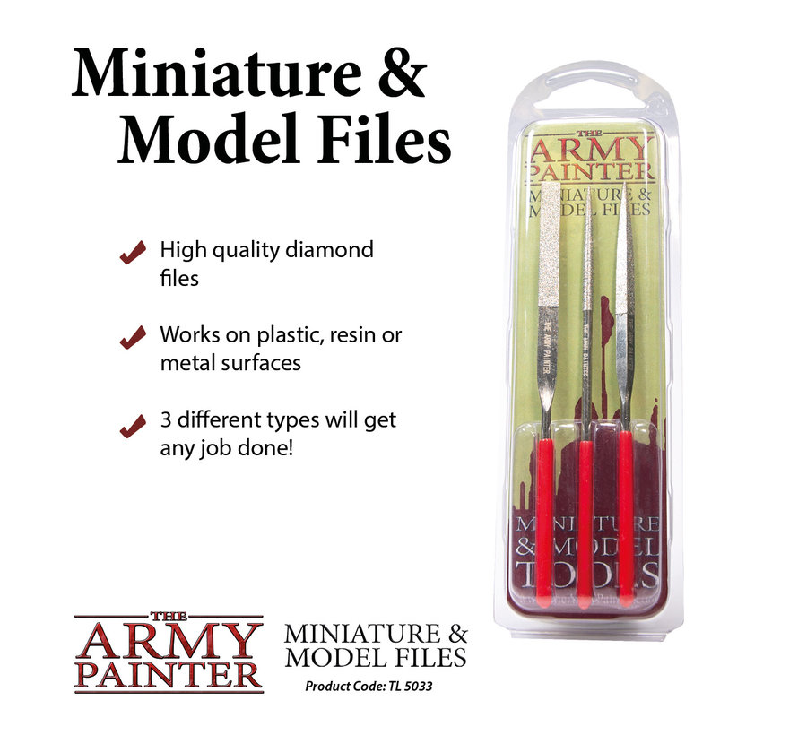 Miniature and Model Files - TL5033