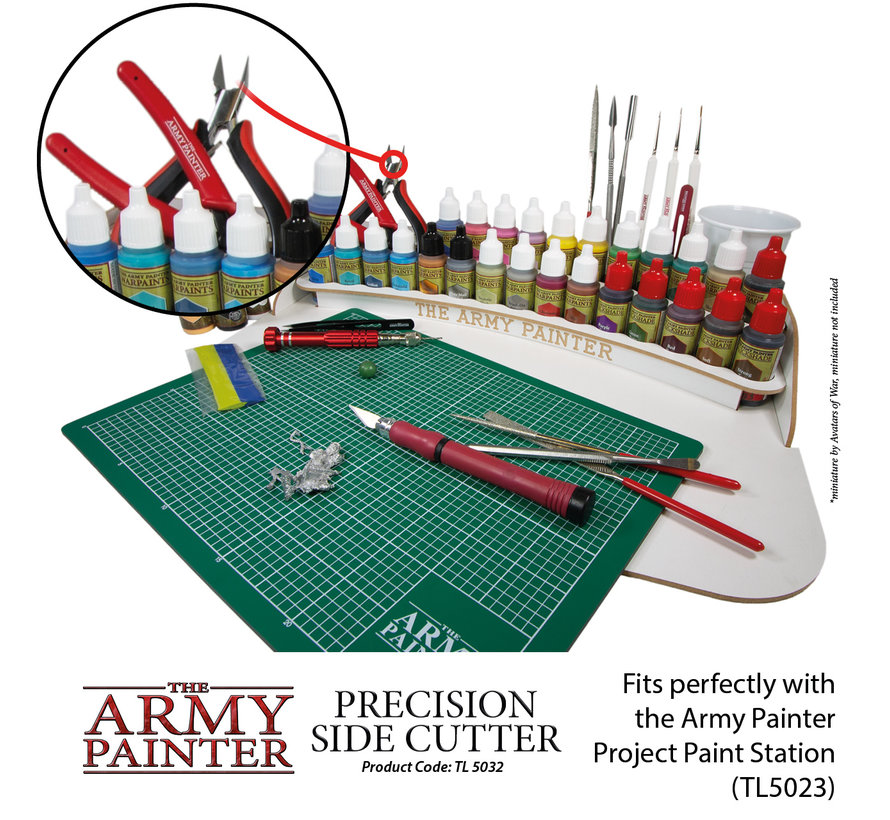 Precision Side Cutter - TL5032