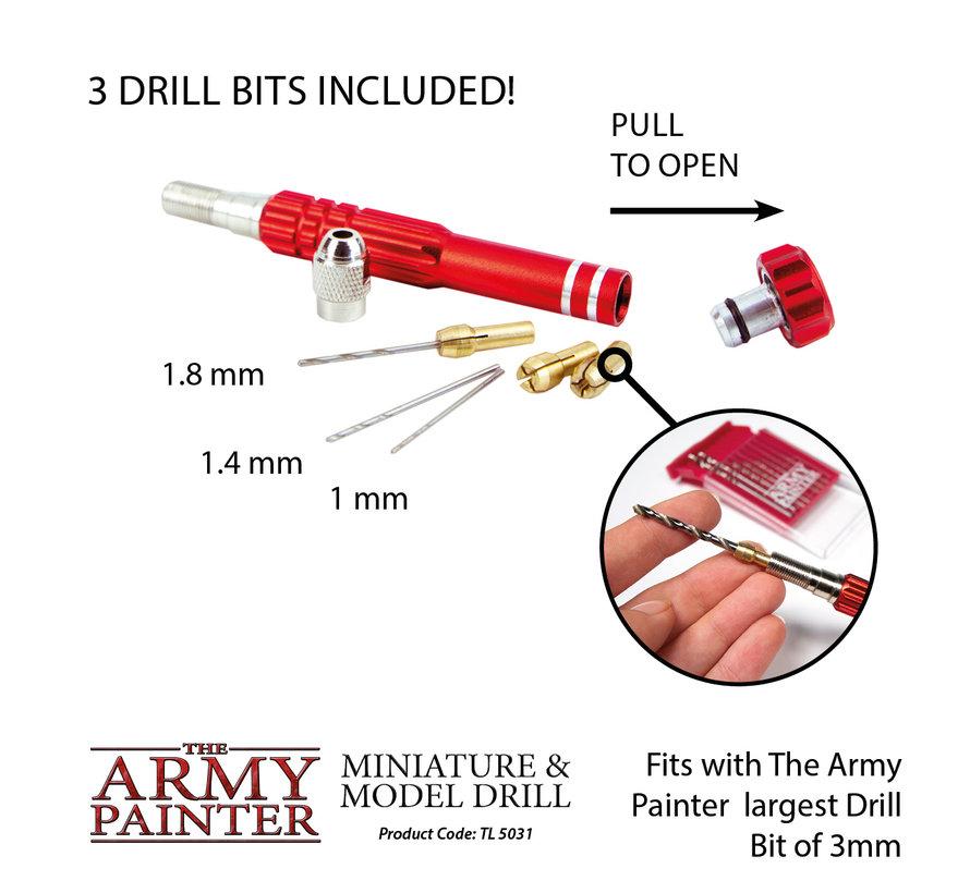 Miniature and Model Drill - TL5031