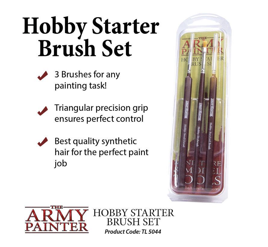 Hobby Starter Brush Set - TL5044