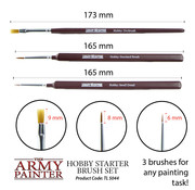 The Army Painter Hobby Starter Brush Set - TL5044