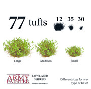 The Army Painter Lowland Shrubs - BF4232