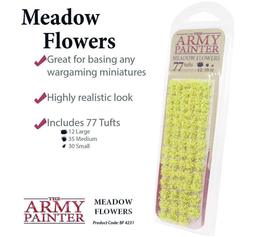 Meadow Flowers - BF4231