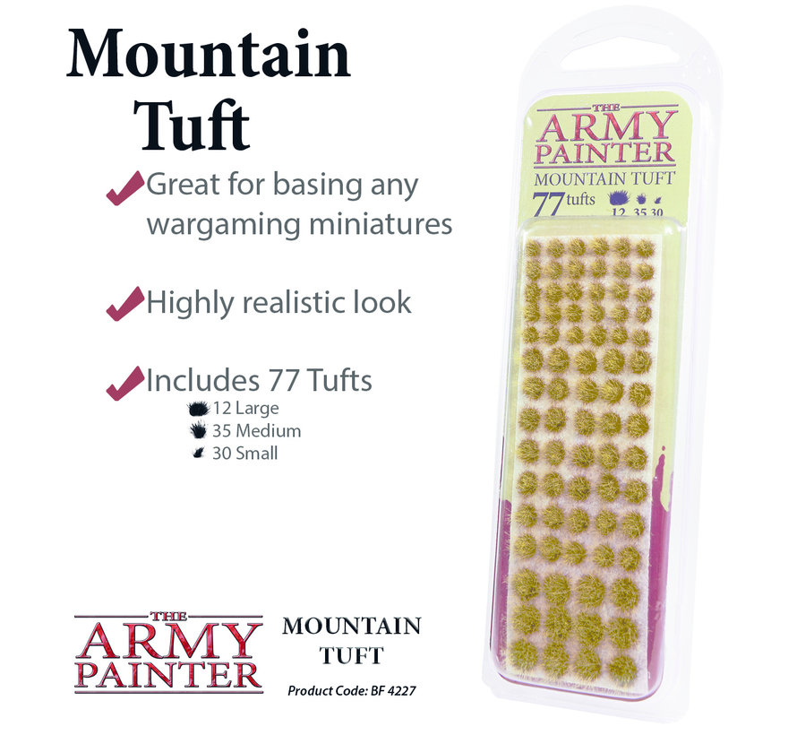 Mountain Tuft - BF4227