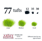 The Army Painter Woodland Tuft - BF4224