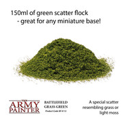 The Army Painter Battlefield Grass Green - BF4113
