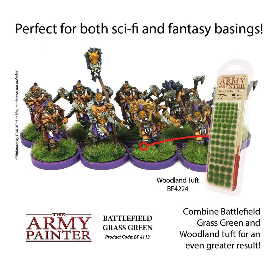 Battlefield Grass Green - BF4113