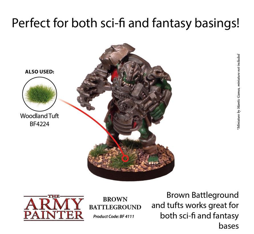 Brown Battleground  - BF4111