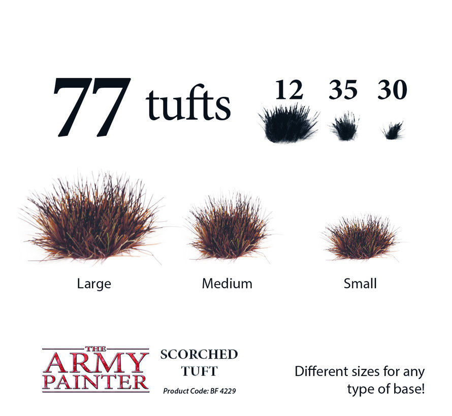 Scorched Tuft - BF4229